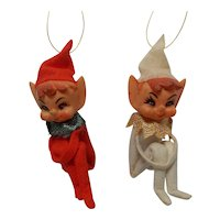 Vintage Knee Hugger Pixie Elves