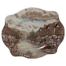 Johnson Brothers Olde English Countryside Platter