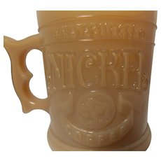 Vintage Five Cent 1983 Whataburger Mug