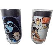 Star War Collector Glasses