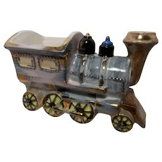 Vintage Relpo Train Planter