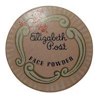 Vintage Elizabeth Post Face Powder Box (unopened)