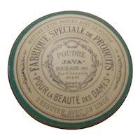 Vintage Fabrique Speciale de Produits Face Powder