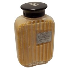 Vintage Lentheric Shanghai Perfume Sachet