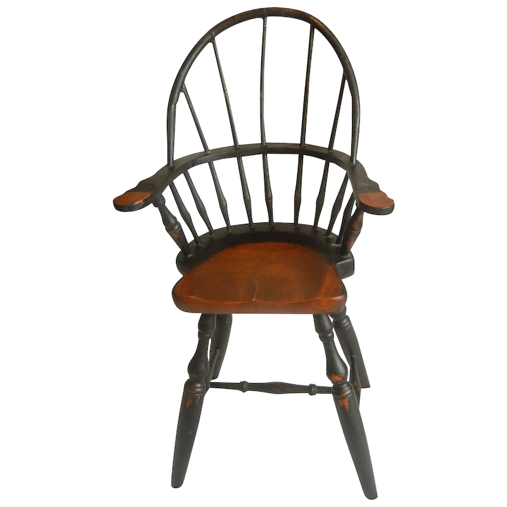 Vintage Wooden Chairs >> Vintage Wooden Chair For Dolls And Teddy Bears Comfort Joy