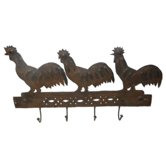 Large Kitchen Rooster Rack