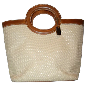 Vintage Wonderful Liz Claiborne Handbag