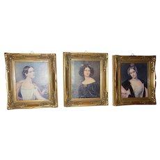 Set of Framed Prints