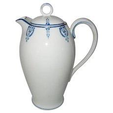Austrian Art Deco Style Coffee Pot