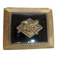 Cigarette Box with Pegasus Motif