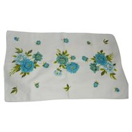 1950's Pure Linen Kitchen Towel
