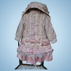Beautiful outfit for a 27 1/2  inches or 70 cm doll !
