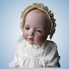 Kestner  Hilda baby 1914  solid dome 18 inches or 45 cm