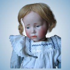 Kammer & Reinhardt 101 Marie 43  she is 17 inches or 43 cm.