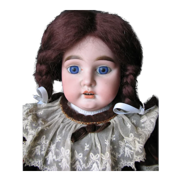 """24 inches  or 60 cm"""" Antique 3200 Armand Marseille AM Bisque Shoulder Plate Doll"""