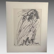 Incredible Pablo Picasso Eagle Lithograph (ART10069)