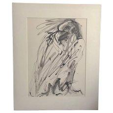 Incredible Pablo Picasso Eagle Lithograph (ART10069)