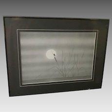 "David A. Johnson ""Still Waters"" Lithograph (ART10091)"