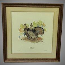 Don Whitlatch Ruffled Grouse Print (ART10118)