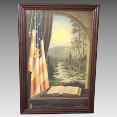"James M. Haines: ""The Hope of A Nation"" Print (ART10131)"