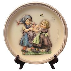 MOTHER'S DAY Hummel Spring Dance Second Edition Plate 1980 Goebel West Germany