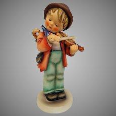 Little Fiddler Hummel  7.5 inches Tall TMK-3 1960-63 (COLT10194)