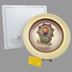 Smiling Through Collector's Plate Hummel TMK-5 1978 (COLT10197)
