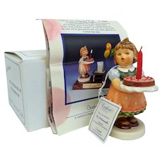 Birthday Candle Hummel TMK-6 1983 (COLT10199)