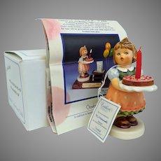 Birthday Candle Hummel TMK-6 1983 (COLT10199)