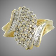 Time-Honored Style Diamond 1.00tcw Ring 14k gold Birthday Anniversary Just-Because