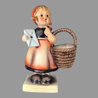 """Mint Condition! Vintage Hummel Figurine """"Meditation"""" No. 13 Trademark-5, Hand Painted! (HC0001R) Adorable Rare Collectible Hummel in Mint Condition  on SALE Great Vintage Piece"""