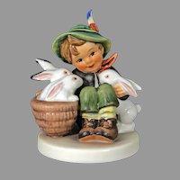 "Mint Condition! Vintage Hummel Figurine ""Playmates"" No. 58/0 Trademark-3, Hand Painted! (HC0004R) on SALE Great Vintage Piece"