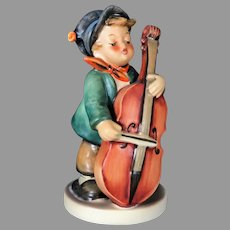 """Mint Condition! Vintage Hummel Figurine """"Sweet Music"""" No. 186 Trademark-3, Hand Painted! (HC0005R)  Adorable Rare Collectible Hummel in Mint Condition"""