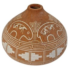 E. Garcia Jr New Mexico Pueblo Indian Pottery, 1997
