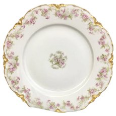 Elegant Theodore Haviland Serving Plate 11 inches (OTH10265)