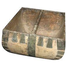 Antique Qing Dynasty Nut Basket Circa 1890 (OTH10325)