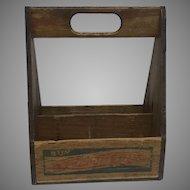 Pre-1947 Wooden Reusable Pepsi Cola Carrier (OTH10338)