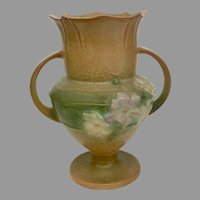 Roseville Pottery Cosmos Trophy Vase (OTH10364) on SALE NOW