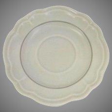 Vintage Circa 1948 Pfaltzgraff Heirloom Ceramic Saucers, 13 Available! (OTH10469)