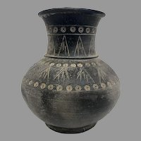 Southwestern Native American Pot From Hopi Tribe Circa 1900-1920 (OTH10500)on SALE