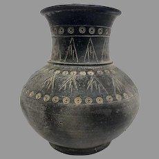 Southwestern Native American Pot From Hopi Tribe Circa 1900-1920 (OTH10500)on SALE