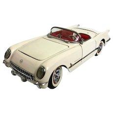 Vintage Franklin Mint Die-Cast Car 1953 Corvette Model OTH10533
