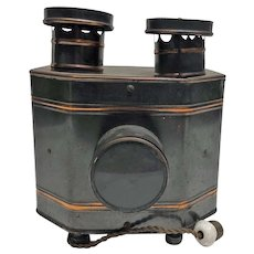 """RARE! Radioptican Postcard Projector Circa 1910 by the H.C White Company in Great Condition! (OTH10544) Antique Stereoscope Postcard Viewer """"Radioptician"""" by H.C White Co. ON SALE Excellent Piece!"""