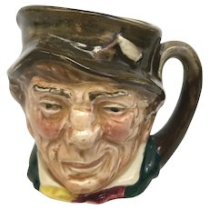 Royal Doulton Toby mug, small, paddy D6042. (OTH10319)