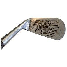 Vintage Hickory Golf Club - Kroydon Mashie, Extra Fine RARE