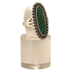 Signed Zumi Sterling Silver Ring (SS10284)