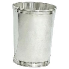 Fine Manchester Silver Co. Mint Julep Cup (SS10315)