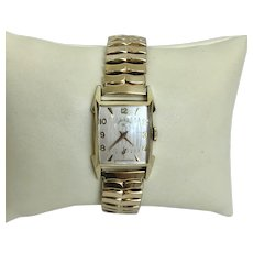 Vintage Elgin Shockmaster Wrist Watch Circa 1950s (WAT10189)