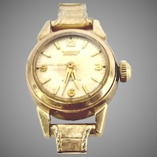 """Vintage Tissot Ladies Automatic Gold Filled Circa 1955 (WAT10238) """"Very Accurate, Running and Clean"""""""