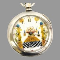 Alert! Very Collectible & Rare Waltham Sterling grade,18s, 7 jewels, model 1883, Circa 1900 (WAT10271) Serviced, Running & Accurate